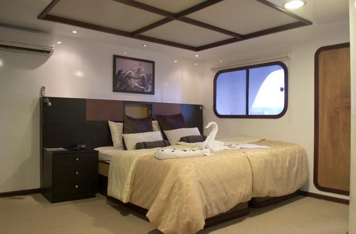 Cormorant Luxury Galapagos Cruise