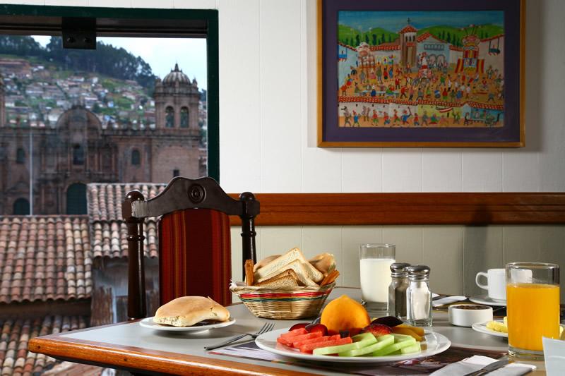 Casa andina classic cusco plaza luxury hotels aracari for Hotel casa andina classic plaza cusco