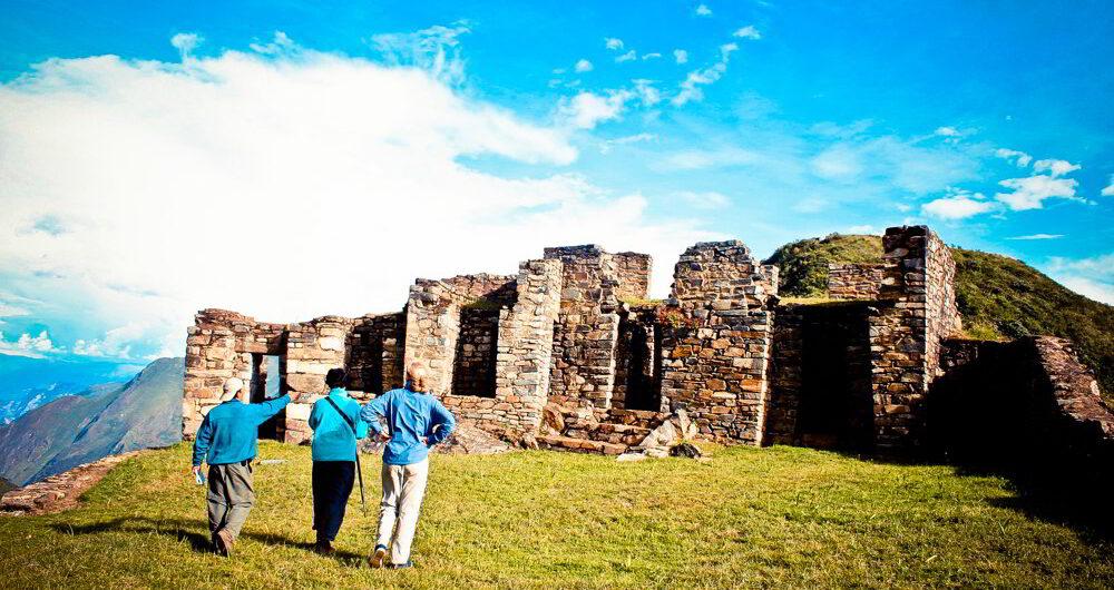 Inka Trek to Choquequirao, Aracari Travel