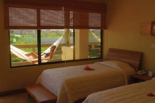 Finch Bay Eco Hotel