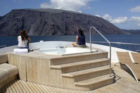 Integrity Luxury Galapagos Cruise
