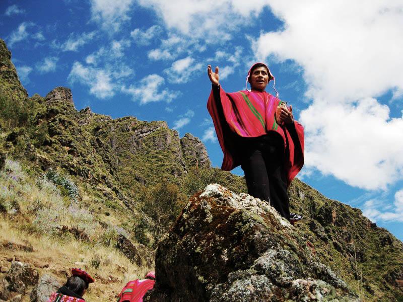 La Tierra de los Yachaqs: Community based tourism in Peru's Sacred Valley