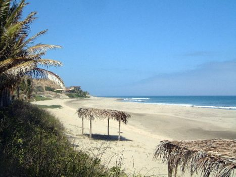 northern peru beaches
