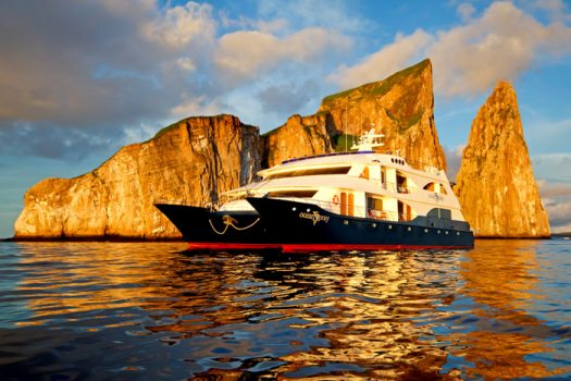 Ocean Spray Luxury Galapagos Cruise