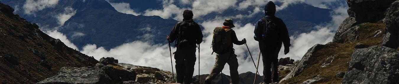 Trekking in Peru with a twist