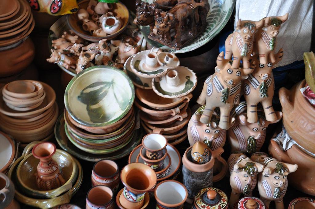 Ceramics in Cusco