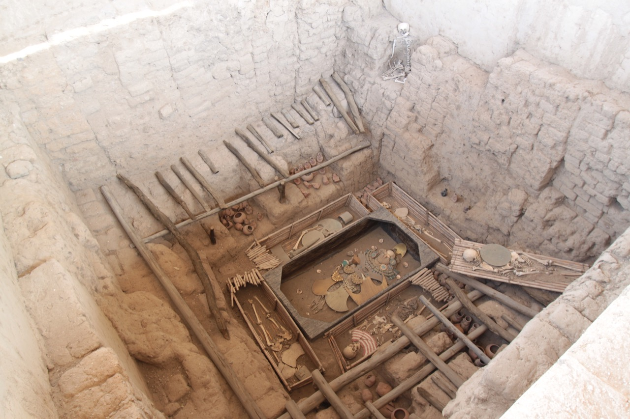 The Royal Tombs of Sipan and Huaca Rajada, Aracari Travel