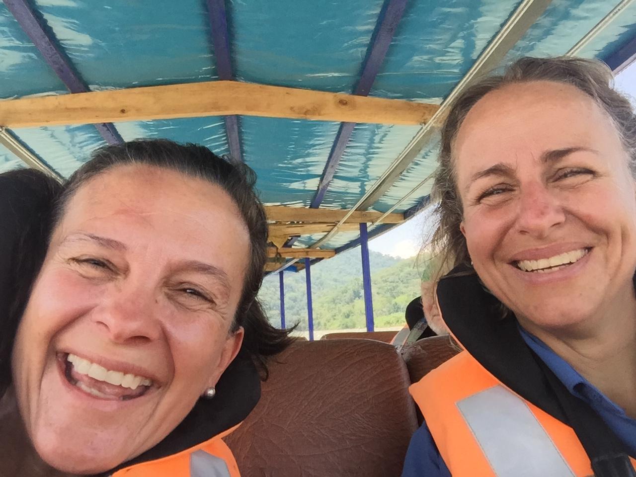Manu Learning Centre Lodge: Marisol's Trip, Aracari Travel