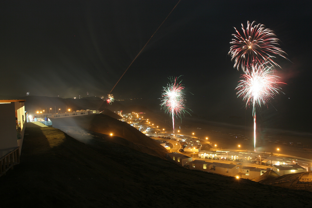 New Year's Traditions in Peru