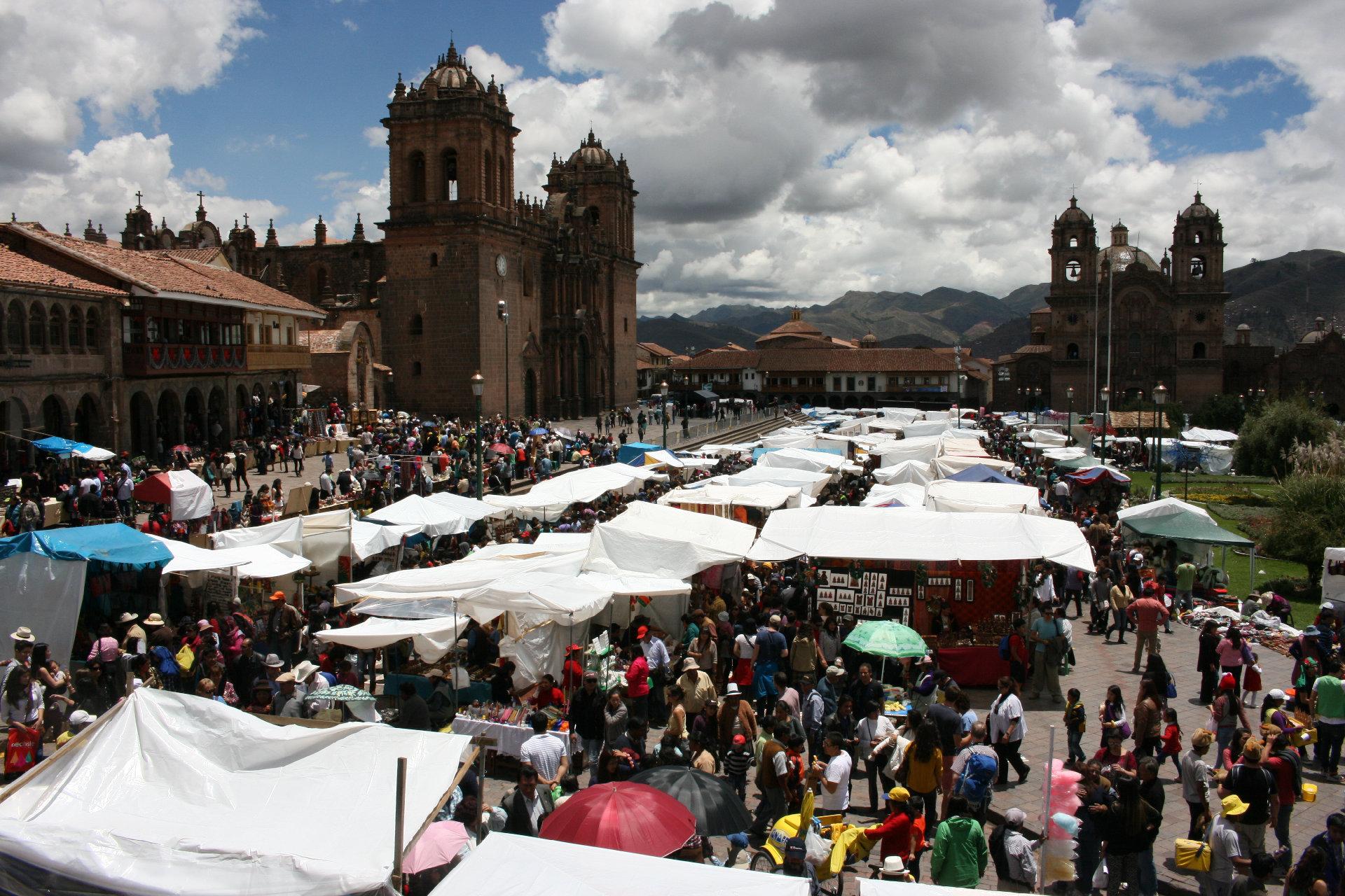Santuranticuy Cusco Christmas Market