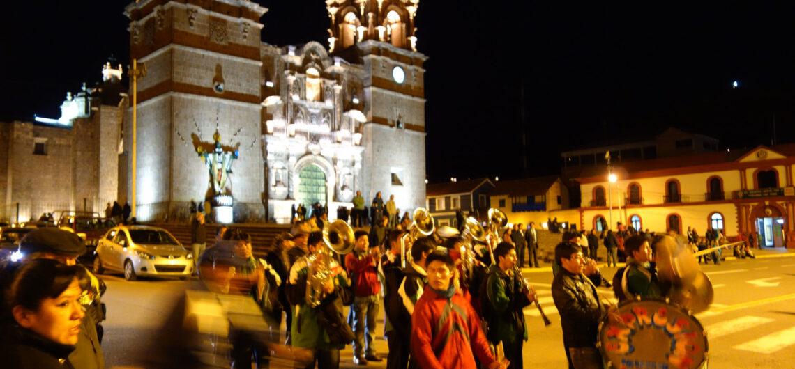 Bajada de Reyes in Lima and Ollantaytambo, Aracari Travel