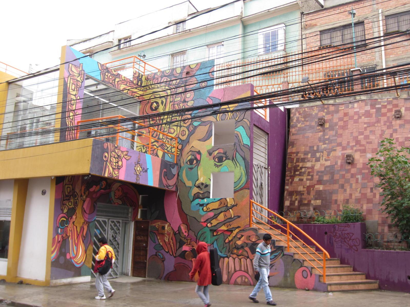 La Paz Walking Tour, Aracari Travel