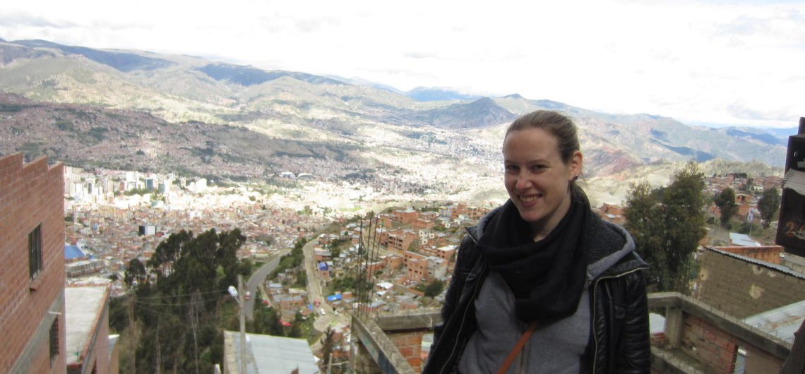 la paz walking tour
