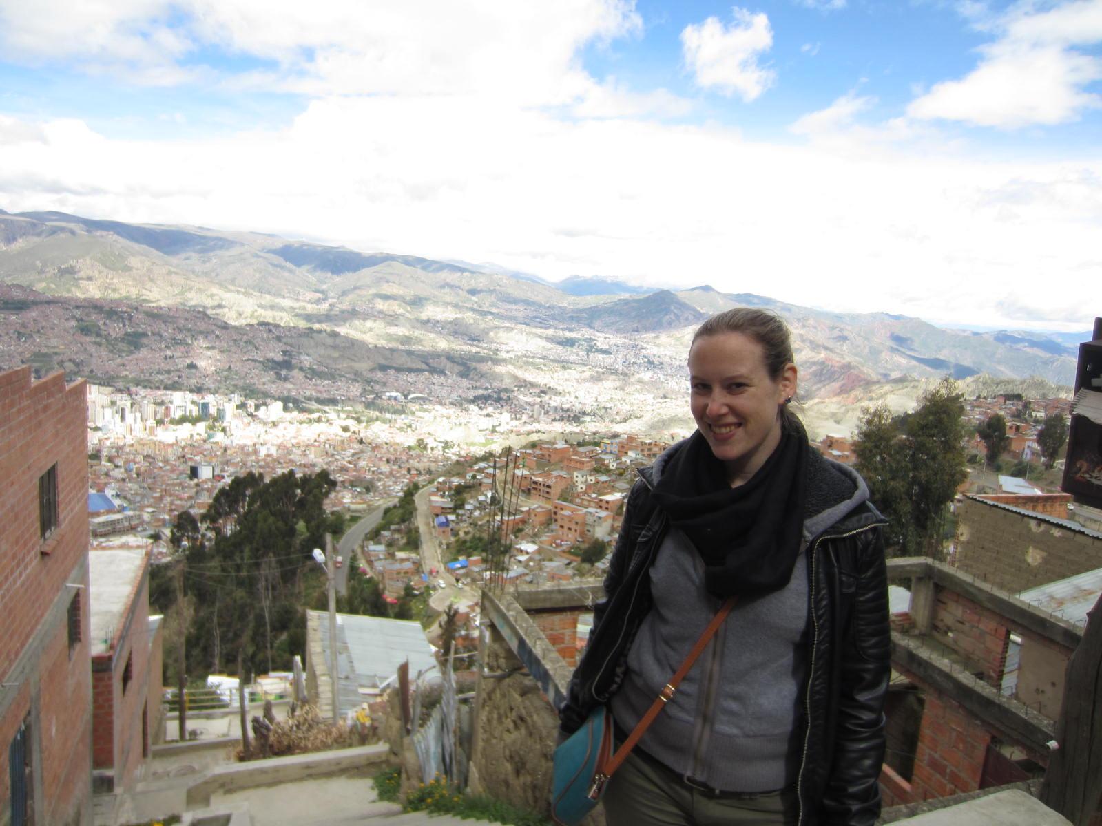 La Paz Walking Tour