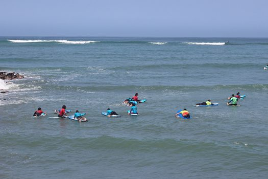 Surfing in Lima, Aracari Travel