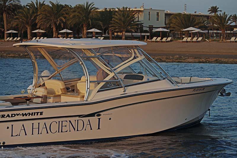 Private Charters Peru - Private Yacht