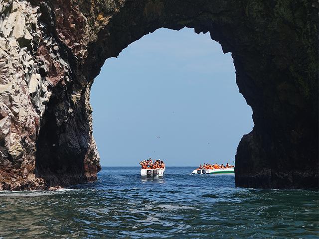 A Tour of the Ballestas Islands