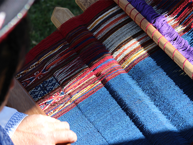 Peruvian Textiles – then and now – Aracari Travel