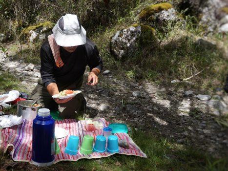 Hike to Laguna 69 in the Cordillera Blanca, Aracari Travel