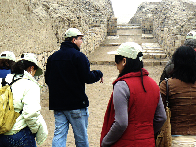 Events in Peru - private guiding