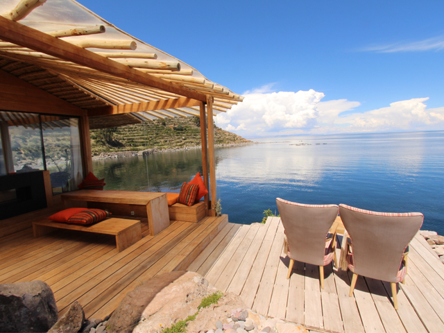 amantica lodge lake titicaca