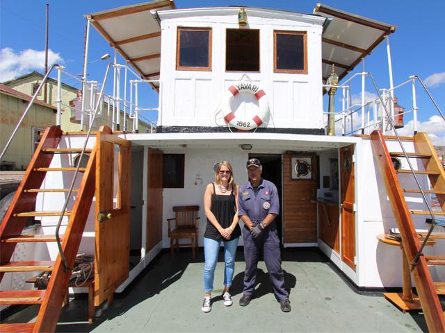 Yavari – historic vessel on the move again, Aracari Travel
