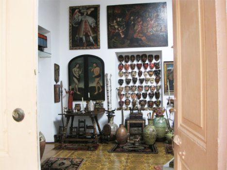 An Insider Art Experience at Casa Jaime Liébana, Aracari Travel