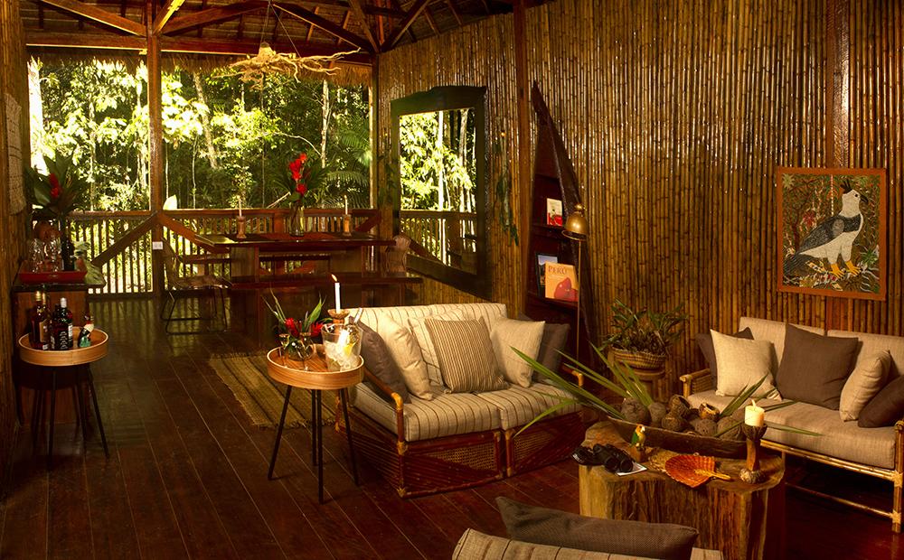 Living Amazon Villa