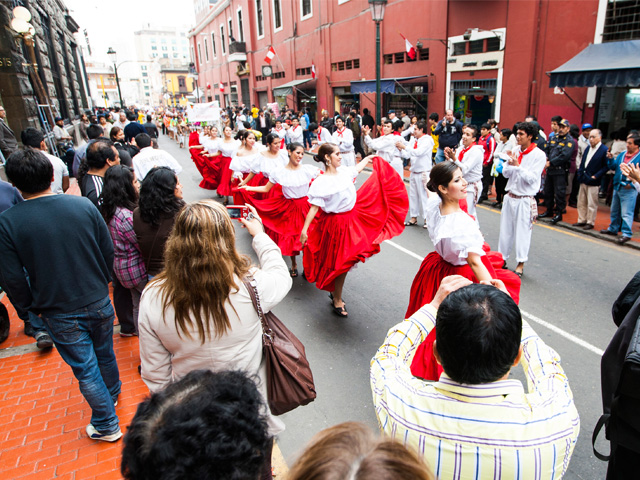 5 Ways to Enjoy Peru's Independence Holiday