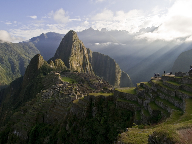 Machu Picchu - culinary tour including the best restaurants in Lima
