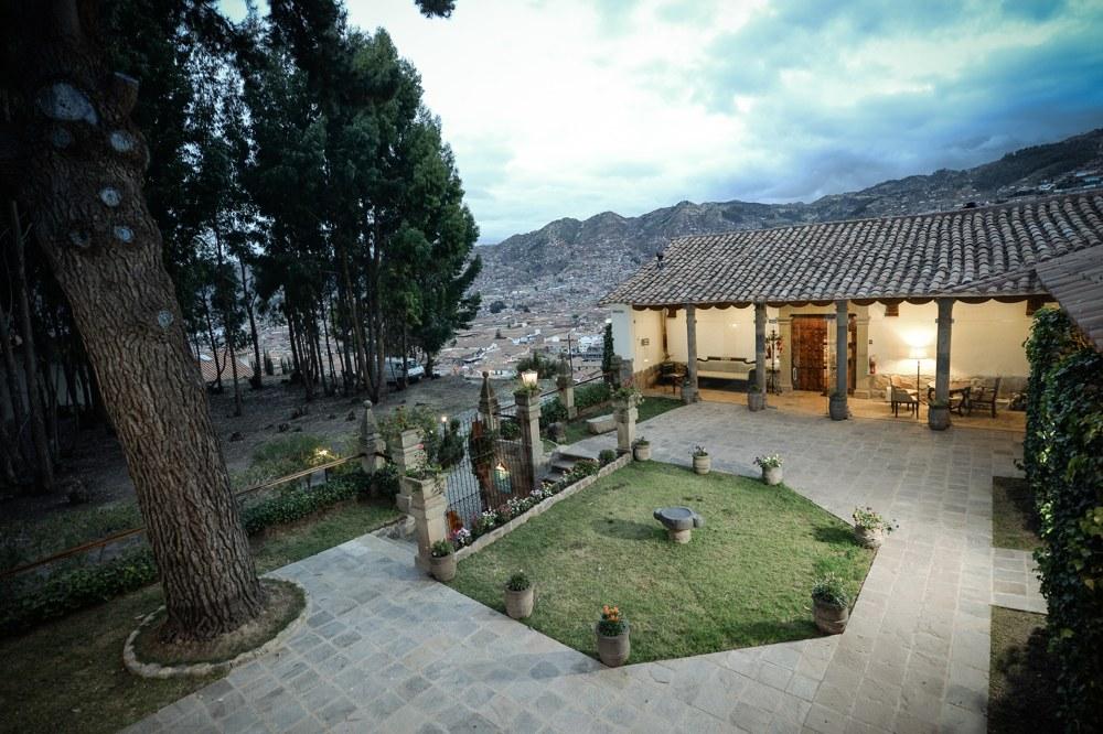 Best Hotels In Cusco Palacio Manco Capac