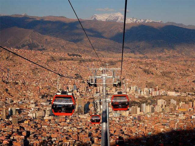 Teleferico-La-Paz-Bolivia