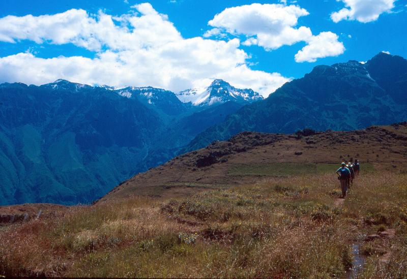 exploring colca canyon Colca canyon