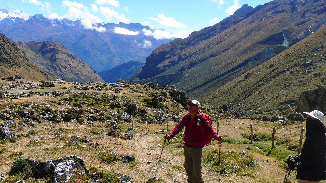 Fernando Silva – expert guiding in Cusco