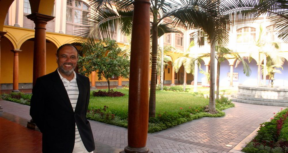 Luis Villacorta – Historic Centre of Lima expert, Aracari Travel
