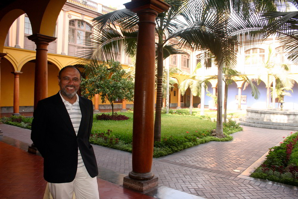 Luis Villacorta – Historic Centre of Lima expert
