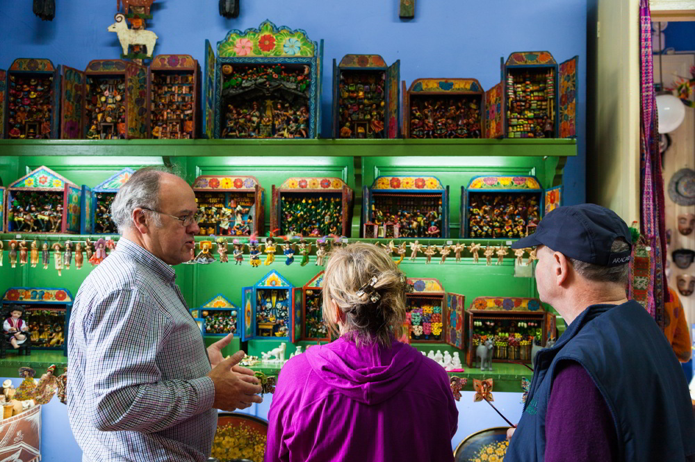 John Alfredo Davis Benavides – Insider experiences in Lima