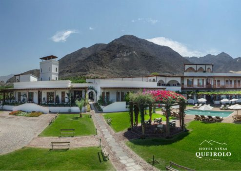 Viñas Queirolo Hotel