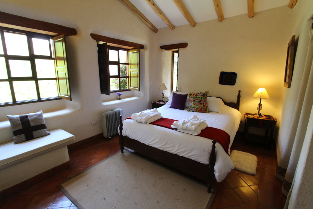 Sacred Valley private villas