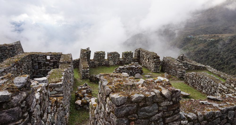 Inca Trail in Peru- Open air history lesson