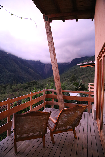 A Sustainable Stay at Gocta Natura Cabins, Aracari Travel