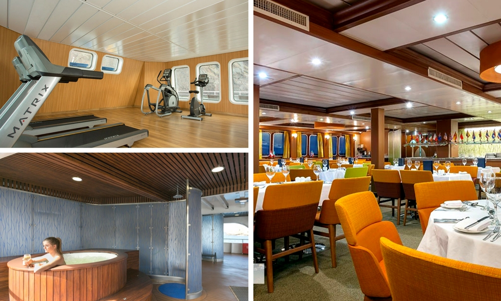 Santa Cruz II Review: Galapagos cruise, Aracari Travel