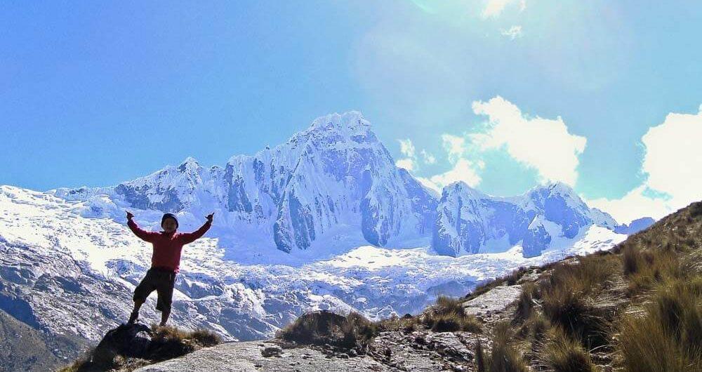 Santa Cruz Trek Cordillera Blanca
