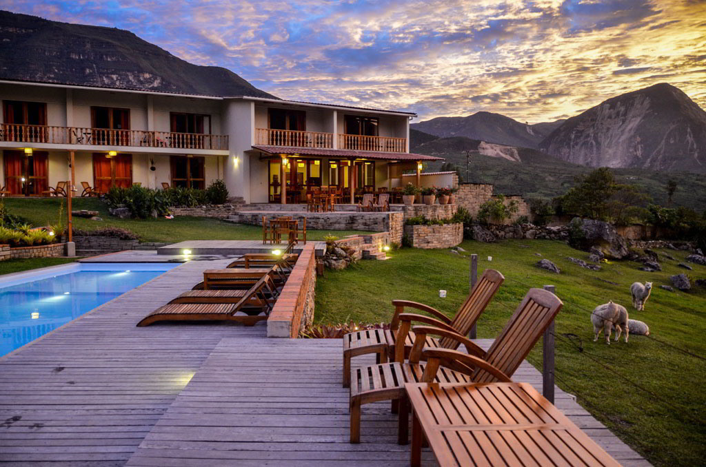 Kuelap Hotels - Gocta Andes Lodge