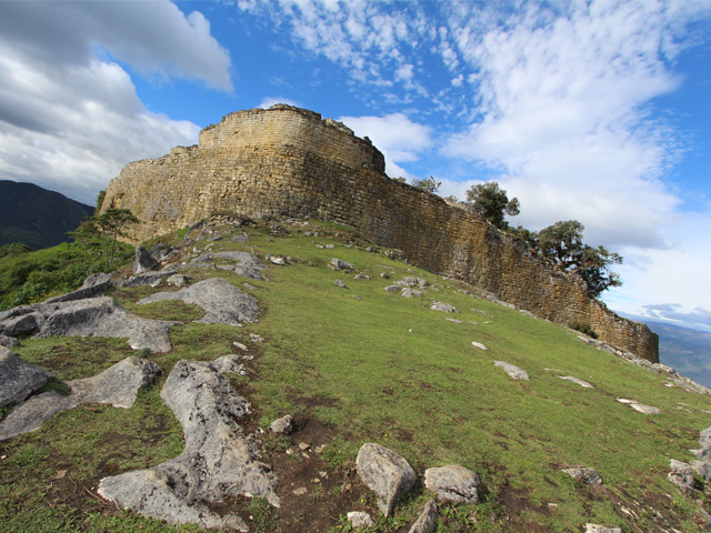 Kuelap Peru: The Ancient Cloud City