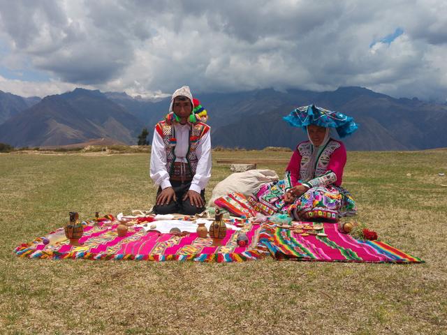 Romantic experiences in Peru - Shaman