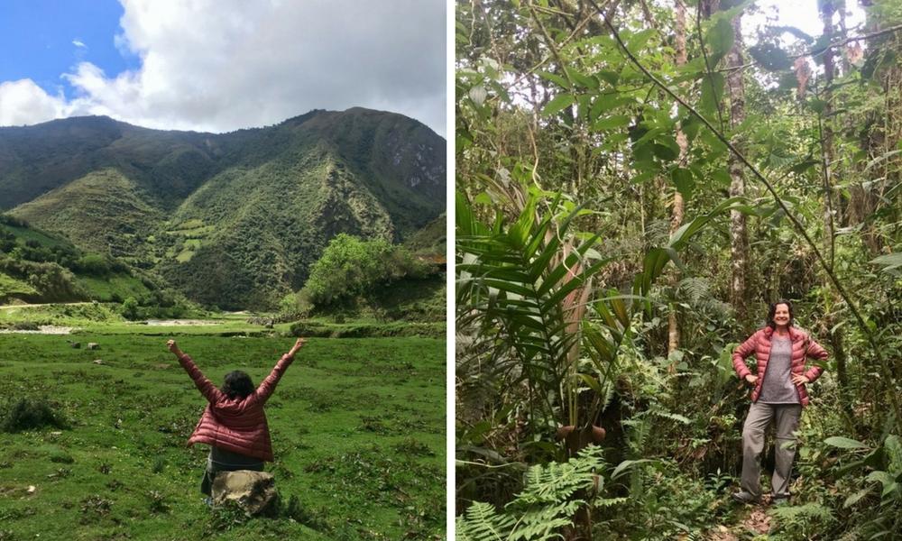 Chachapoyas Conservation with Adriana von Hagen