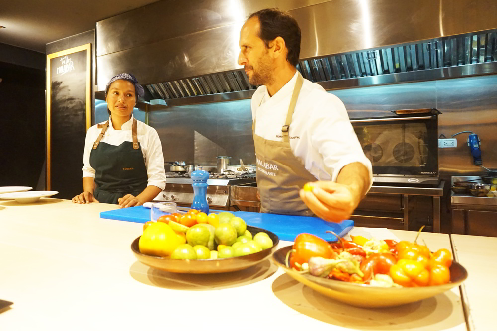 Top Lima Culinary Experience with Pedro Miguel Schiaffino
