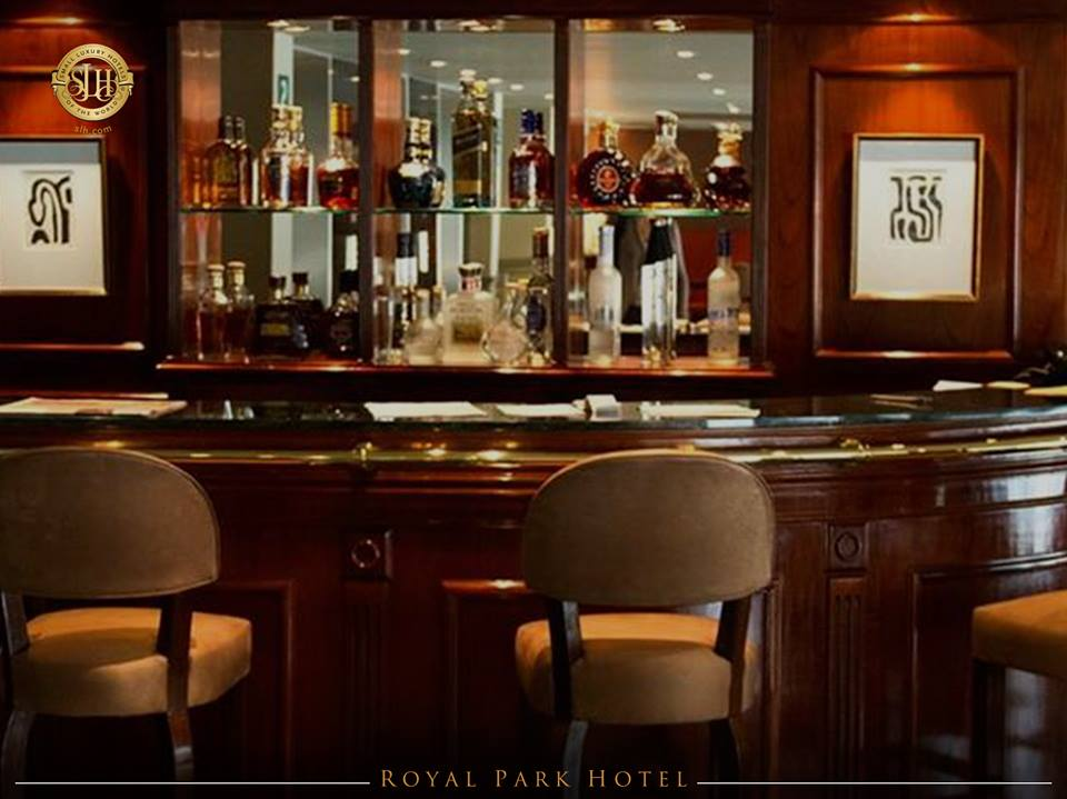Bar at the Royal Park Hotel Lima