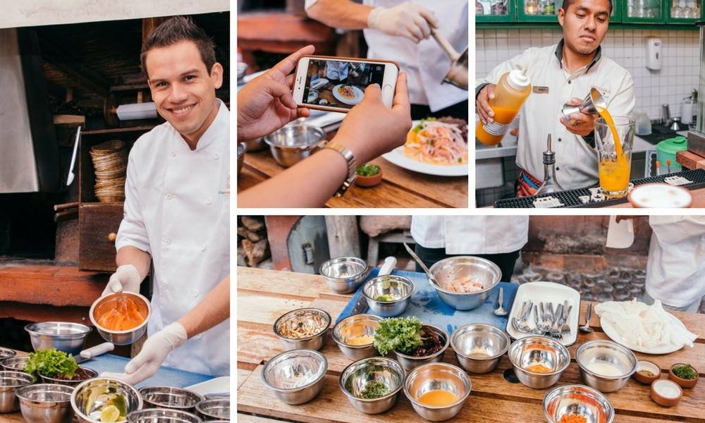 The Chef's Cusco Food Tour, Aracari Travel